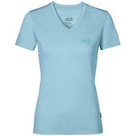 Jack Wolfskin Crosstrail T-Shirt Damen stratosphere